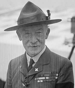 Baden-Powell-BSA-Leader