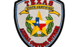 animal control patch