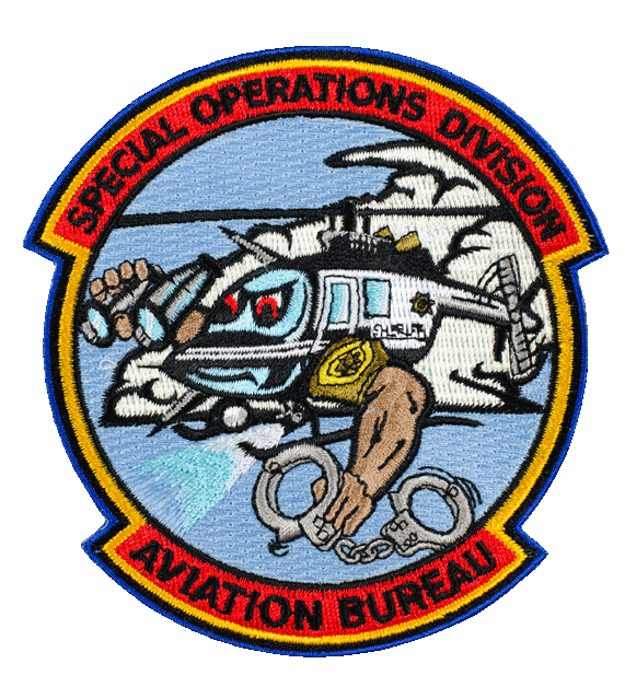SRT Special Ops Patches