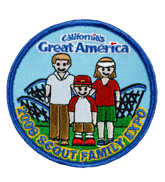 boy scout patch expo