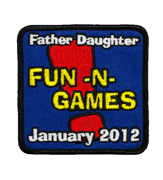 Girl Scout Patch Samples
