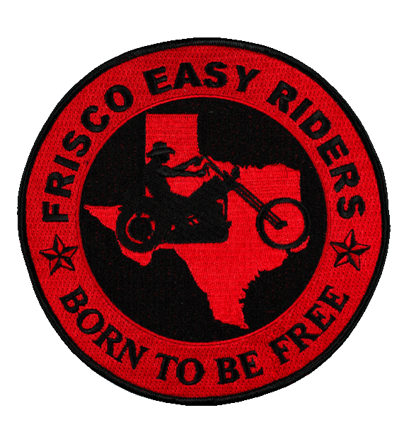 easy riders patch