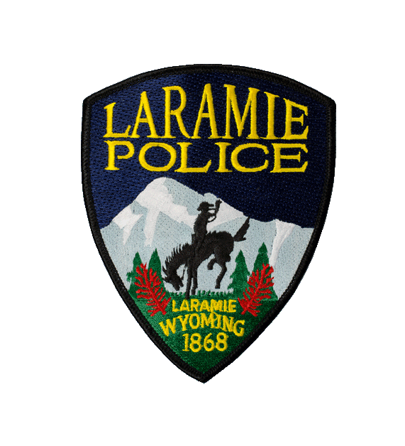 laramie pd patch