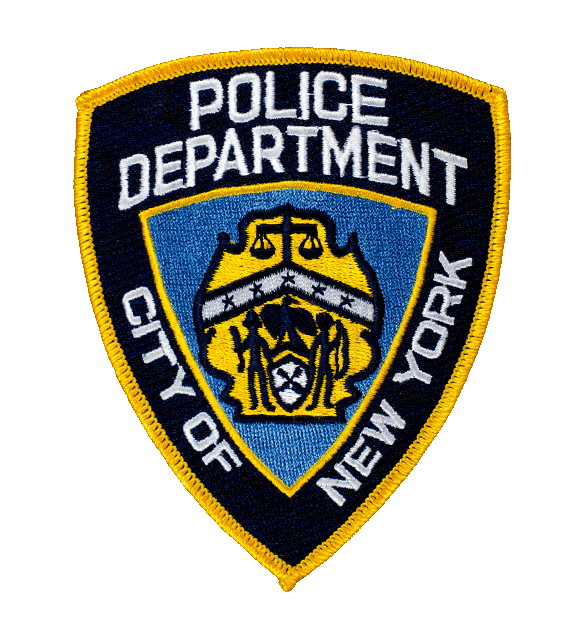 nypd official patch