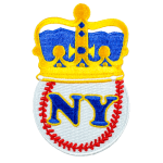 Baseball Team Patch