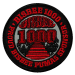 Bisbee 1000 Race Patches