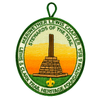 Meriwether Lewis Chapter Patch