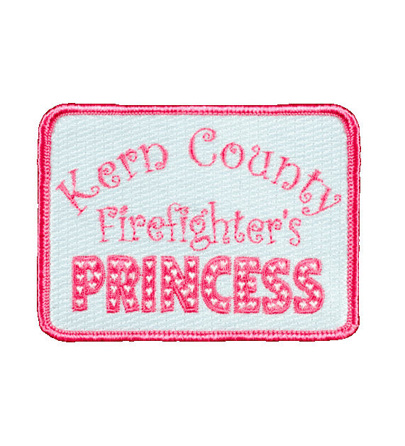 Fire Dept. Patch Samples