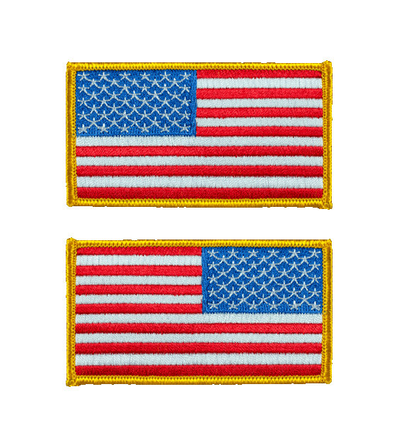 Military Patch Samples