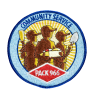 Boy Scout Community Service Patch