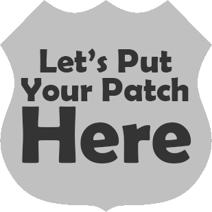 free police patches