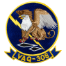 US NAVY VAQ-308 Patch