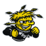 Wichita State Shockers Embroidered Sport Patch