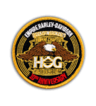 Harley Owners Group 10th Anniversary
