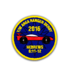 Y/W Area Ranger Derby 2016