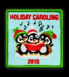 Holiday Caroling 2015