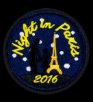 Night in Paris 2016