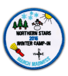 Northern Stars Winter Camp-In 2016