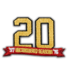 20 Unconquered Seasons